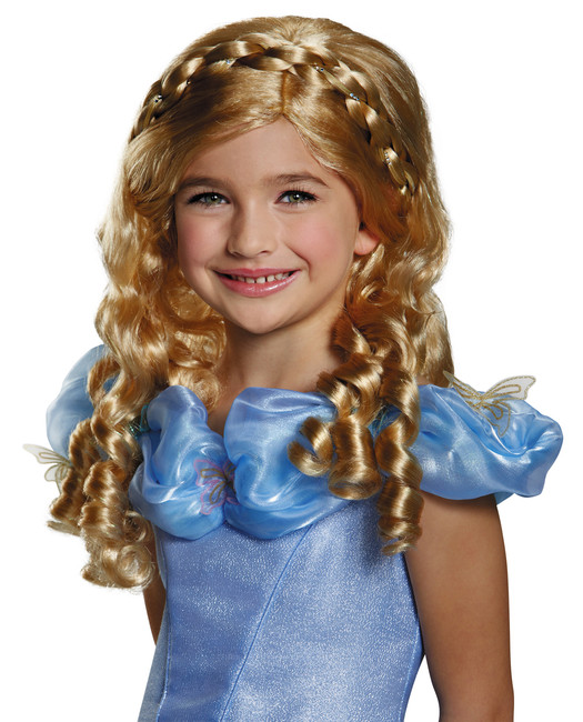 Disney's Cinderella Child Wig