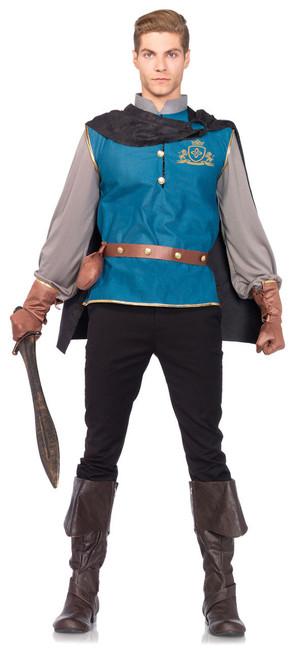 Men's Storybook Prince Costume