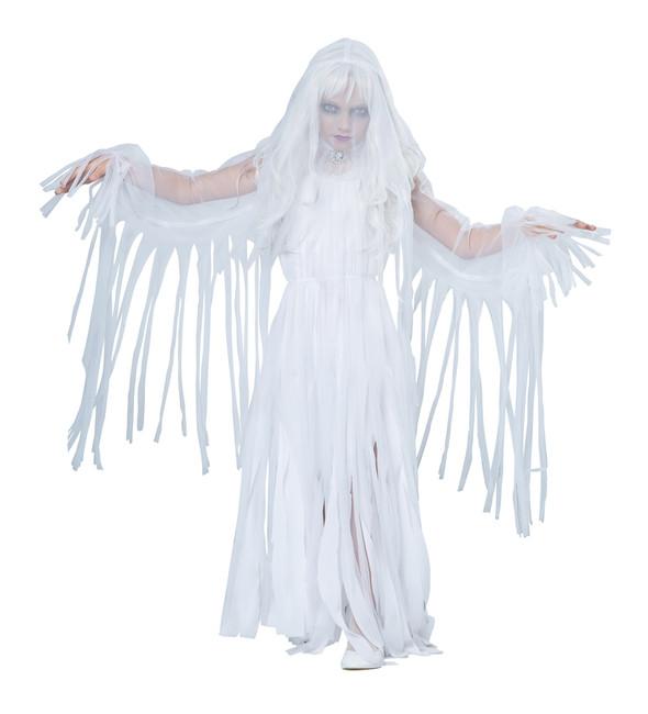 Kids Ghostly Girl Costume