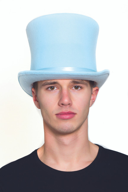 Blue Bell Dumb and Dumber Top Hat
