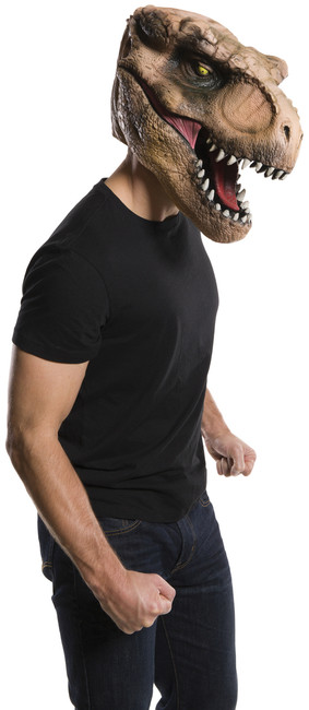 Deluxe T-Rex Latex Mask