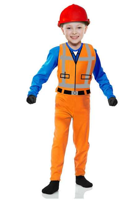 Lego Movie Block Builder Toddler Costume