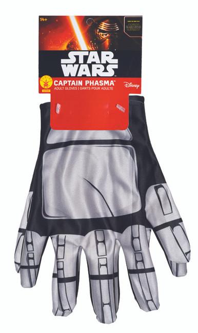 Adult Captain Phasma Star Wars Force Awakens Gloves