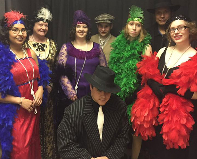 Calgary Costume Rentals - Disappear in Plain Sight!