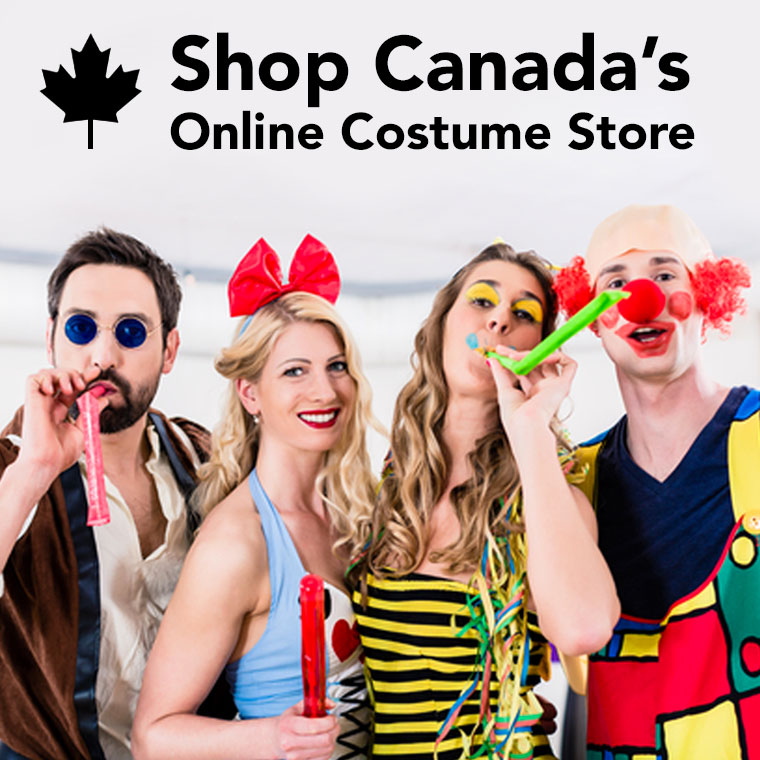 Shop Canada's Online Costume Store