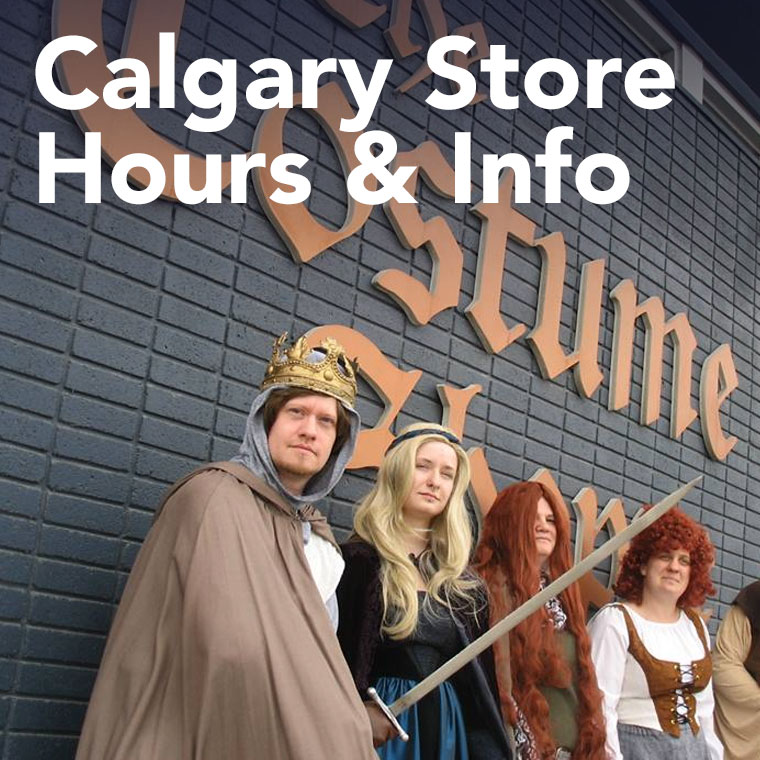 Calgary Hours & Information