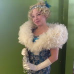 20s Glam Flapper Costume