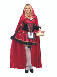 Little Red Riding Hood Plus Costume