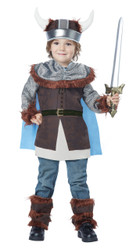 Kids Valiant Viking Costume
