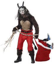 Krampus Christmas Demon Costume