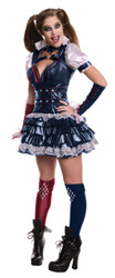 Harley Quinn Batman Arkham Knight Costume
