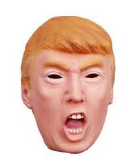 Donald Trump Billionare Tycoon Latex Mask