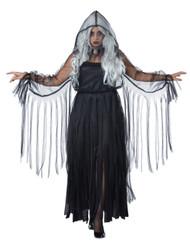 Vengeful Spirit Ladies Ghost Costume