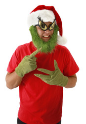 Dr Seuss Grinch Glasses