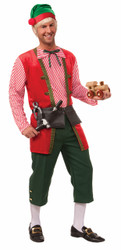 Christmas Toy Maker Elf Costume