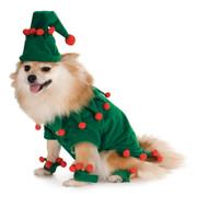 Christmas Elf Pet Costume
