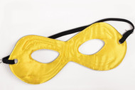 Pink and Yellow Reversible Eye Mask