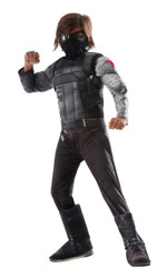 Kids WInter Soldier Civil War Costume