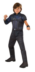 Kids Deluxe Hawkeye Civil War Costume