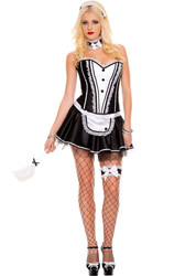 Frisky Maid Ladies Costume