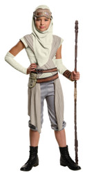 Star Wars Girls Rey The Force Awakens Hood Mask