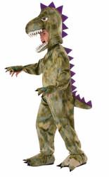 Plush Dinosaur Children's Costume