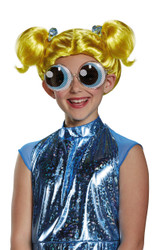 Powerpuff Girls Bubbles Child's Wig