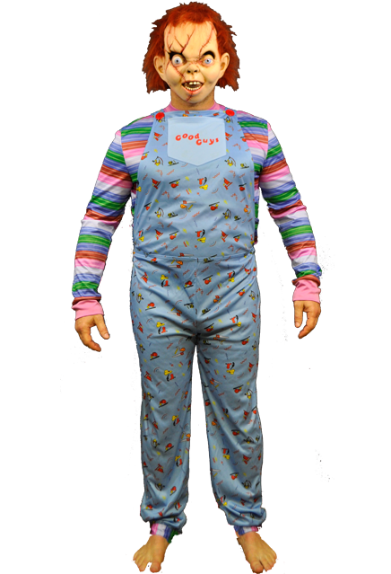 Chucky Child's Play Adult Costume - The Costume Shoppe  Chucky Costume For Kids