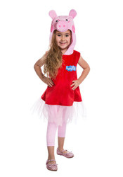 Peppa Pig Toddler Costume