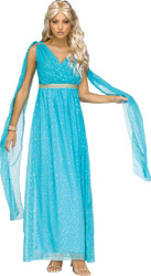 Ladies Divine Goddess Costume