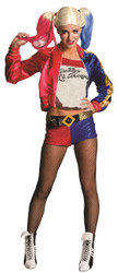 Harley Quinn Suicide Squad Deluxe Costume