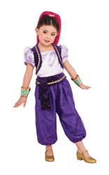 Shimmer Belly Dancer Toddler Costume