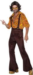 Jive Talkin' Disco Dude Men's Costume