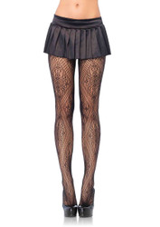 Ladies Florentine Lace Pantyhose