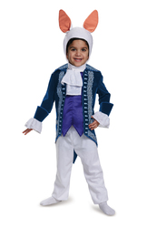 Toddler White Rabbit Deluxe Through the Looking Glass Costume