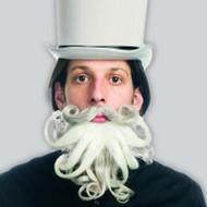 The Storyteller Elastic Band Moustache and Beard