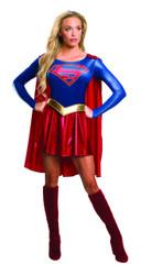 Ladies Supergirl TV Costume