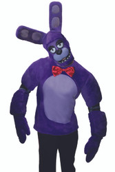 Bonnie Five Nights at Freddy's Mens Costume