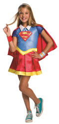 Supergirl DC Superhero Girls Kids Costume