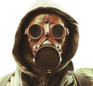 Wasteland WW2 Gas Latex Mask