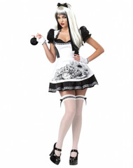 Dark & Sexy Alice in Wonderland Costume