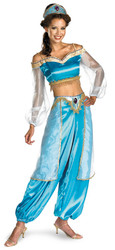 Jasmine Princess Disney Halloween Costume
