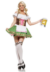 Gretchen Barmaid Sexy Ladies Costume