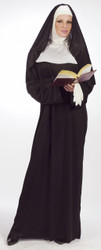 Mother Superior Nun Habit Costume