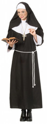 Deluxe Holy Nun Halloween Costume
