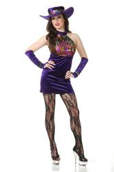 Midnight Disco Diva Costume
