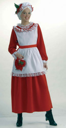 Classic North Pole Mrs. Claus Costume