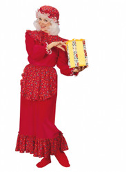 Traditional Mrs.Claus Costume