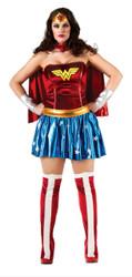 Wonder Woman Superhero Costume Plus