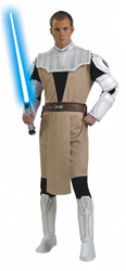 Obi Wan Deluxe Star Wars Adult Costume